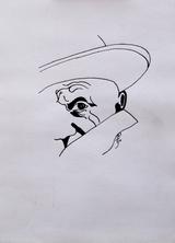 Picasso(nach Foto)